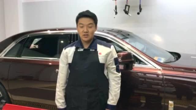大马春鹏说养车7:两桶水洗车法