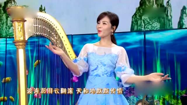 看遍明星春晚造型 刘涛林心如长裙再当女神图片图片