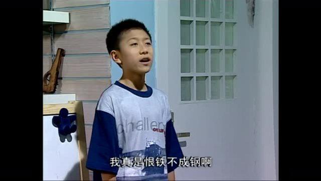 《家有儿女》刘梅笑的太浮夸,你看另外四位演的多好