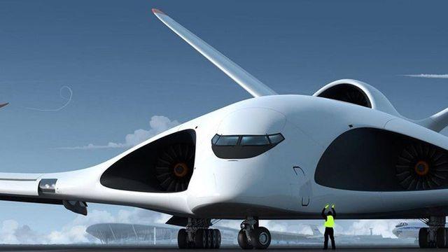 俄罗斯未来超音速的巨兽概念飞机运载军队和坦克技术展示