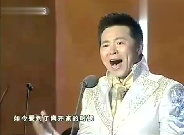 王宏伟一曲《儿行千里》质朴无华却句句戳泪