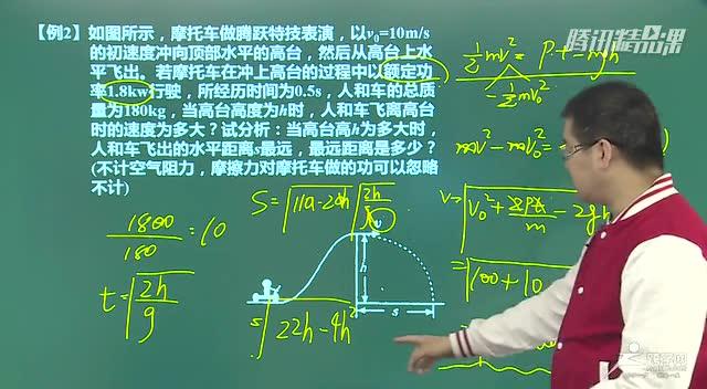 高考物理冲刺--功与动能专题