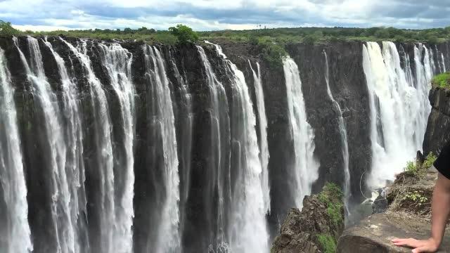 非洲风景震撼图片
