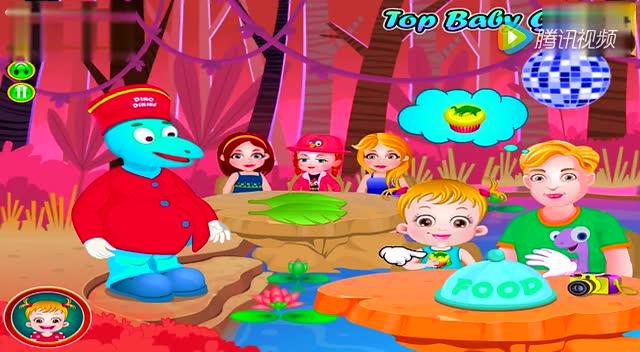 可爱宝贝恐龙乐园2 侏罗纪公园侏罗纪世界朵拉历险记迪亚哥粉红小猪