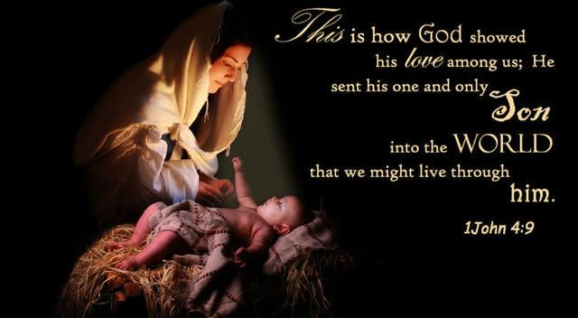 基督教歌曲(有一位婴孩)