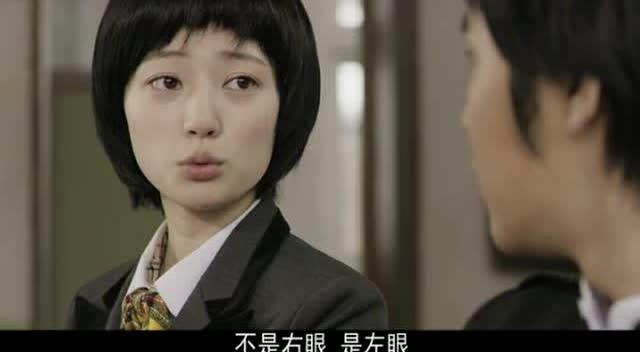 韩国女友非整容脸很可爱
