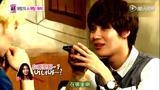 Shinee成员KEY搞笑求爱