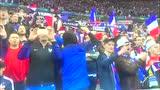 实拍法兰西球场万人合唱马赛曲超强冲力震撼心灵