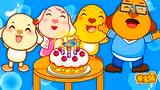 少儿歌曲 - 亲宝儿歌《祝你生日快乐》