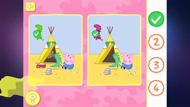 睡前故事 小猪佩奇 恐龙 粉红猪小妹 动画片e0