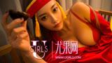 尤果网-侍魂美女玩家杨晨晨 街机女武士也能如此性感