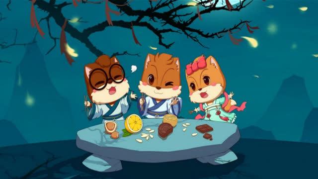 买年货 找三只松鼠(贺岁版广告片)图片