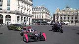 法国巴黎街头惊现DS概念车E-Tense