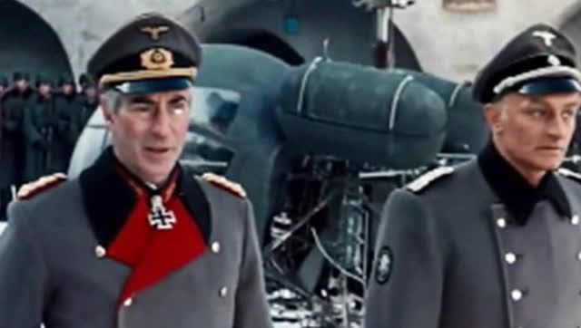 求二战德国的电影,最好纳粹的