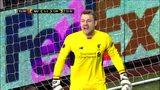 欧联杯1/8决赛次回合 曼联vs利物浦 下半场