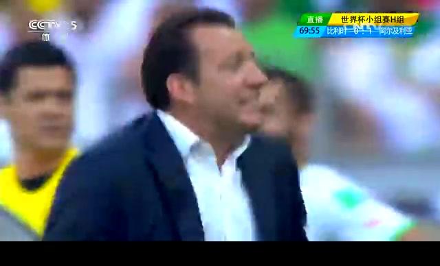 【进球】比利时换人收奇效 费莱尼头槌扳平比分截图