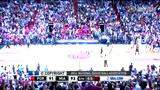 NBA21周十佳球 乔治飞扣詹皇阿杜终结脚踝