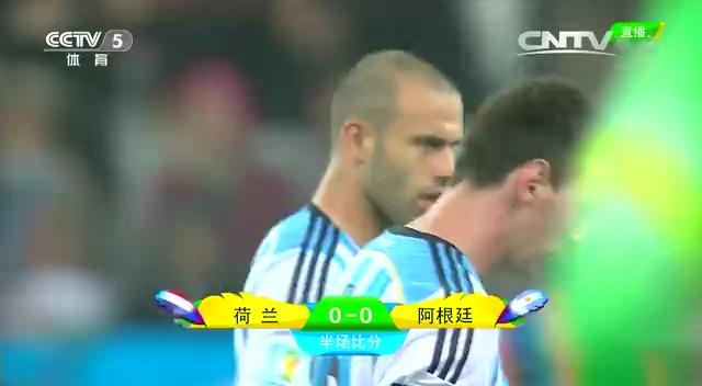 全场集锦:荷兰2-4阿根廷 罗梅罗点球大战立功截图