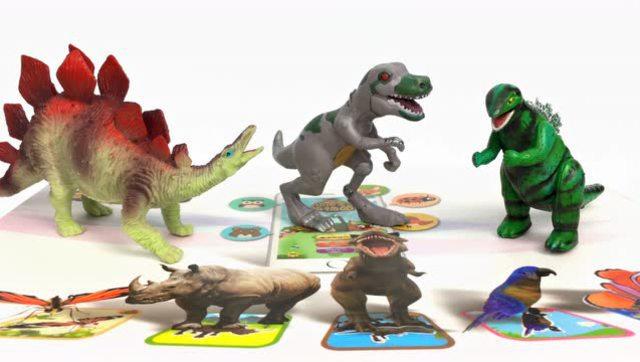 魔法动物园恐龙霸王龙海龟海底小纵队