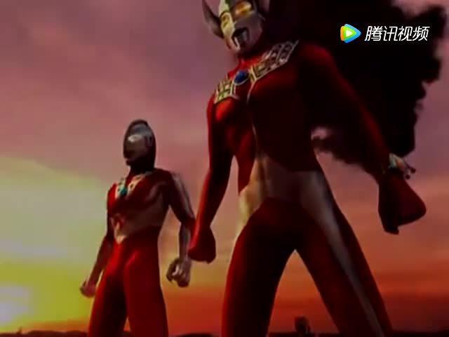 奥特曼大战怪兽2 塞罗奥特曼打僵尸中文版国语版银河迪迦奥特曼