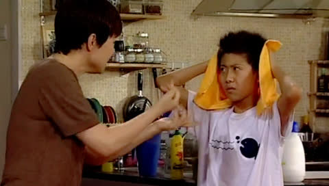 《家有儿女》刘梅说刘星打扮的像个小流氓似的,刘星躺着也中枪!