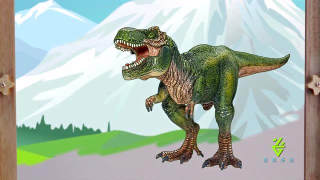 超级霸王龙 与恐龙同行 侏罗纪世界 恐龙乐园 恐龙战队
