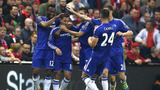 利物浦1-1切尔西 阿扎尔破防本特克补时救主