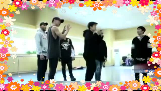 tfboys 为梦想时刻准备着 少儿舞蹈教学 街舞