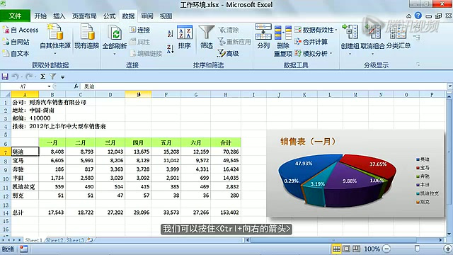 Excel2010应用基础大全