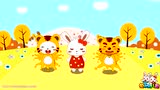 少儿歌曲 - 两只老虎(新) (1)