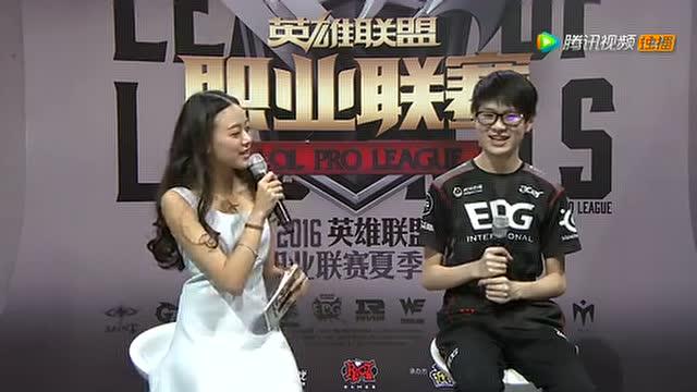 meiko采访:没有特别针对Marin 只是上路互相伤害
