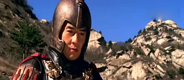 成龙《神话》电影原声版,最熟悉的歌曲 这首歌已经12岁了