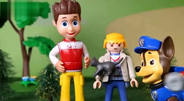 [亲子]小狗汪汪队玩具视频第一季动画片1图片