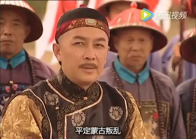 小弘历太可爱了,难怪康熙喜欢他