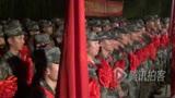 【拍客】重庆数万人欢送抗洪抢险解放军
