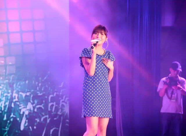 金莎音乐之声校园行 上海东华大学献唱《星月神话》