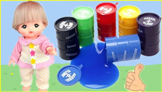 玩具视频★橡皮泥手工制作小猪佩琪家族★亲子游戏