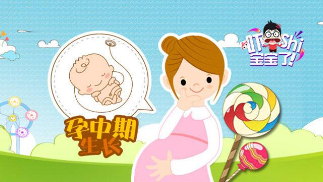 宝宝在肚里的活动
