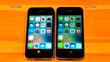iPhone 4S 运行iOS vs iOS 速度测试!