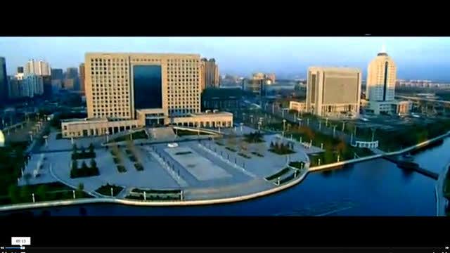 全角度看辽宁省营口市鲅鱼圈区迷人的风景