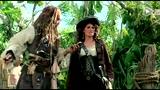 《加勒比海盗4》杰克船长和安杰丽卡特辑
