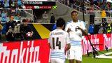 乌拉圭3-0轻取牙买加 小组第3卡瓦尼屡失良机