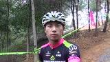 明星车手朱俊试骑国家级赛道!