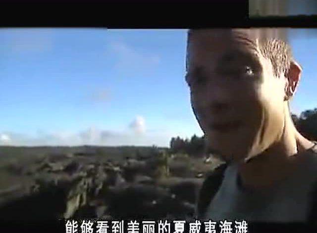 荒野求生:贝爷以为走出了丛林就到海边了