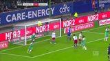 汉堡2-1不莱梅 拉索加梅开二度