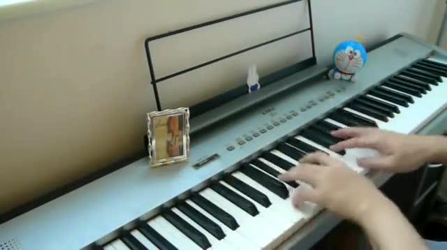 黄安《新鸳鸯蝴蝶梦》钢琴版