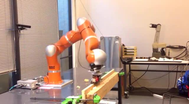 智能家居之智能厨房机器人