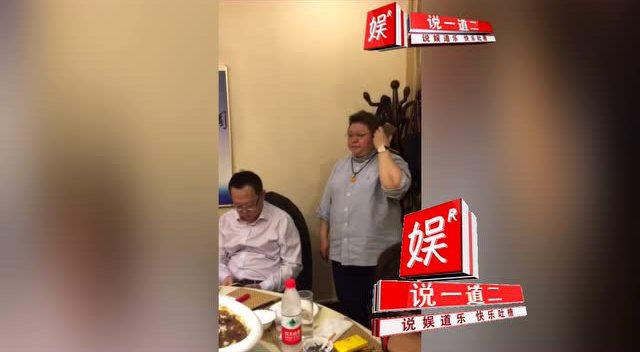 独家爆料:韩红借酒兴清唱《红高粱》《九儿》
