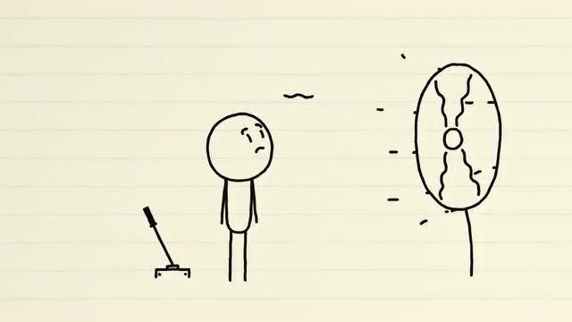创意铅笔画:一朵花儿有什么力量?