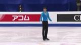 香港花样滑冰选手,让日本体育馆上空响起黄家驹《海阔天空》!